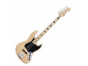 Fender Deluxe Active Jazz Bass, Maple Fingerboard, Natural