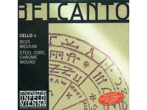 Thomastik Strings For Cello Belcanto Medium