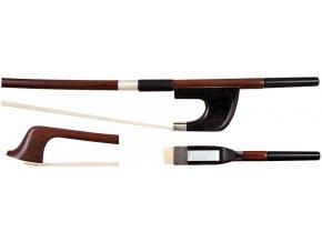 GEWA Double bass bow GEWA Strings Brasil wood Student 3/4
