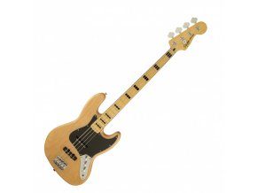 Squier Vintage Modified Jazz Bass '70s, Maple Fingerboard, Natural