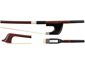 GEWA Double bass bow GEWA Strings Brasil wood Student 1/2