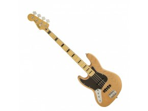 Squier Vintage Modified Jazz Bass '70s, Left-Handed, Maple Fingerboard, Natural