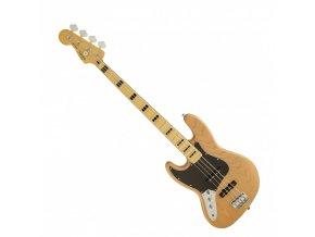 Fender Vintage Modified Jazz Bass '70s, Left-Handed, Maple Fingerboard, Natural