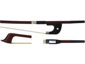 GEWA Double bass bow GEWA Strings Pernambuco wood 3/4
