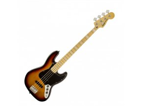 Fender Vintage Modified Jazz Bass '77, Maple Fingerboard, 3-Color Sunburst