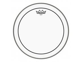 "Remo 15"" PS-0315-00 blana pre bicie Pinstripe Transparent"