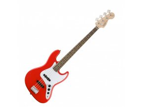 Squier Affinity Jazz Bass, Rosewood Fingerboard, Race Red