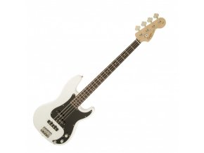 Fender Affinity Series Precision Bass PJ, Rosewood Fingerboard, Olympic White