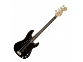 Squier Affinity Series Precision Bass PJ, Rosewood Fingerboard, Black