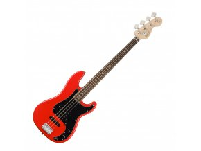 Fender Affinity Series Precision Bass PJ, Rosewood Fingerboard, Race Red