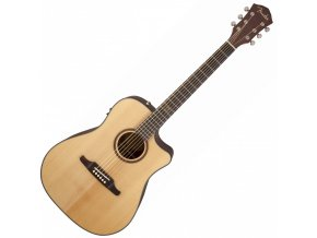 Fender F-1000CE Dreadnought Cutaway, Natural