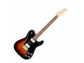 Fender American Pro Telecaster Deluxe Shawbucker, Rosewood Fingerboard, 3-Color