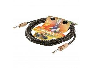Sommer Cable CQU8; Jack / Jack; 10m; biely