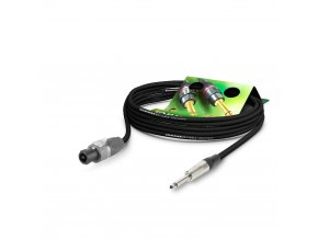 Sommer Cable LS Kabel Meridian PVC 10,00m, Black