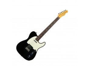 Fender Reissue '62 Custom Telecaster, Rosewood Fingerboard, Black