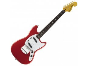 Squier Vintage Modified Mustang, Rosewood Fingerboard, Fiesta Red