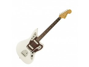 Squier Vintage Modified Jaguar, Rosewood Fingerboard, Olympic White