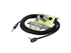 Sommer Cable Richard Kruspe Signature Black, 6,00m