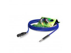 Sommer Cable PC Goblin 2x0,14qmm, Blue, 0,50m