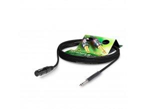 SOMMER PC Goblin 2x0,14qmm, schwarz, 0,50m