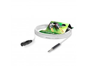 Sommer Cable PC Goblin 2x0,14qmm, White, 0,50m