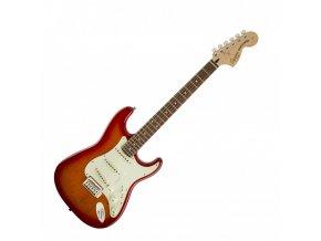 Squier Squier Standard Stratocaster, Rosewood Fingerboard, Cherry Sunburst