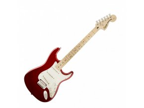 Squier Squier Standard Stratocaster, Maple Fingerboard, Candy Apple Red