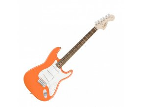 Fender Affinity Series Stratocaster, Rosewood Fingerboard, Competition Orange