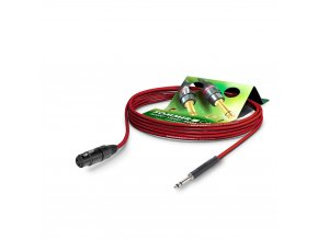 Sommer Cable PC Goblin 2x0,14qmm, Red, 7,50m