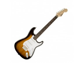 Fender Bullet Strat with Tremolo, Rosewood Fingerboard, Brown Sunburst