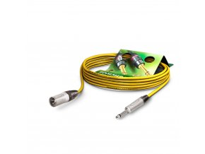 Sommer Cable MC The Stage, Yellow, 5,00m
