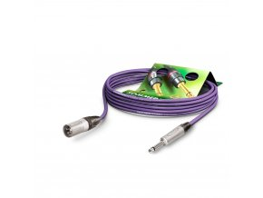 Sommer Cable MC The Stage, Purple, 5,00m