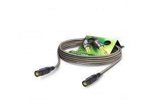 SOMMER Netzwerkkabel CAT7 PUR, grau, 0,50m