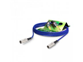 Sommer Cable PC Goblin 2x0,14qmm, Blue, 0,60m