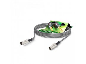 Sommer Cable PC Goblin 2x0,14qmm, Gray, 3,00m
