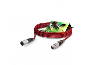 Sommer Cable MC Club MkII, Red, 1,00m