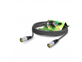 Sommer Cable Netzwerkkabel CAT7 PUR, Gray, 2,00m