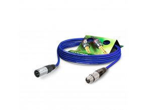 Sommer Cable MC Club MkII, Blue, 10,00m