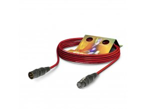 Sommer Cable MC Club MkII, Red, 2,50m