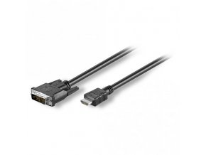 Sommer Cable HDMI 19-pol male<>DVI 18+1-pol male 5,0m
