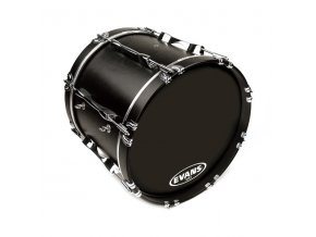 "EVANS 16"" MX2 MARCH BASS BLK"