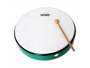 "NINO 12"" HAND DRUM GREEN"