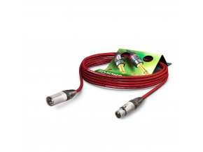 Sommer Cable MC Club MkII, Red, 5,00m