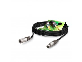 Sommer Cable MC Club MkII, Black, 5,00m