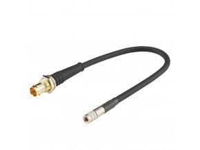 Sommer Cable VTBER; BNC / DIN; 0,5m; Black
