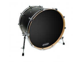 "EVANS 18"" EQ1 RES BLK"