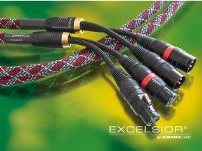 Sommer Cable Excelsior classique XLR 1, 0,75m