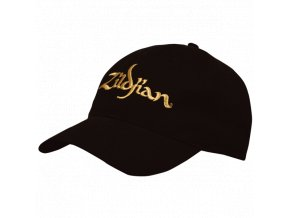 ZILDJIAN Baseball Cap With Gold Logo
