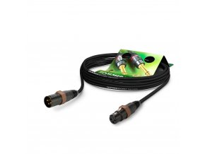 Sommer Cable MC The Source, Black, 1,00m