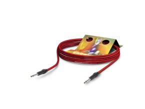Sommer Cable IC Tricone XXL Red, 6,00m